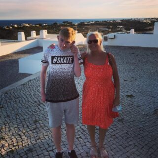 Family night out #albufeira